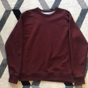 Champion Burgundy Sweater